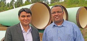 UBC engineers develop program to preempt underground water-main failure
