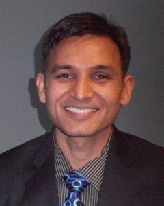 Anant Parghi, PhD student, School of Engineering, UBC's Okanagan campus
