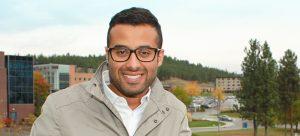 Student profile: Fawaz Alnassar
