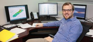 Faculty profile: Assist. Prof. Joshua Brinkerhoff