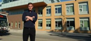 Alumnus Will Patterson: putting his UBC education to work
