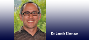 Congratulations to Dr. Jannik Eikenaar