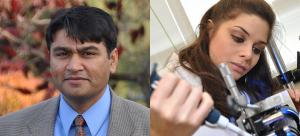 Congratulations to Drs. Rehan Sadiq and Mina Hoorfar.