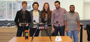ACIS UAV Team places first at 3rd annual LNG Conference