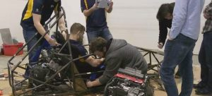 SoE's Formula SAE club competes in international event