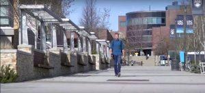 Engineering scholarship recipient Christen Duncan