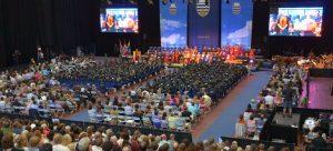 UBC celebrates graduates and student accomplishment