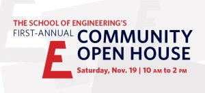 SoE hosts first-ever community open house