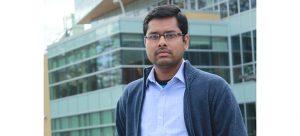 Nobinur Rahman awarded Albert M. Stevens Award