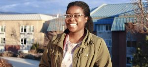 2nd year engineering student selected as Engineers Without Borders Junior Fellow