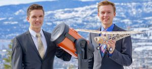 Local brothers choose engineering to realize goals