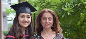 UBC Okanagan education a family affair for mother and daughter