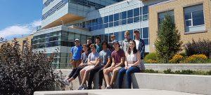 SEED Program hosts 19 high school students