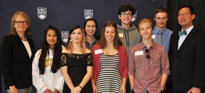 2017-18 Undergraduate Scholars Reception