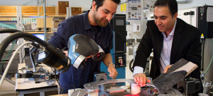 Researchers improve textile composite manufacturing