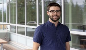 Graduate Student Profile – Connor Badowich
