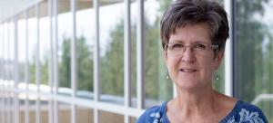 School of Engineering Staff Profile – Couleen Maryschuk