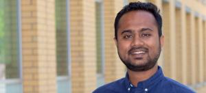 Graduate Student Profile – Ashraf Ahsan