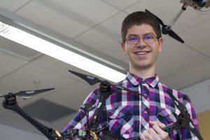 UBC Okanagan alumnus takes flight