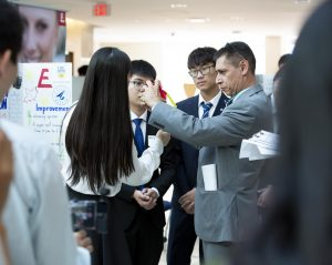 School of Engineering hosts students from China's Northwestern Polytechnical University