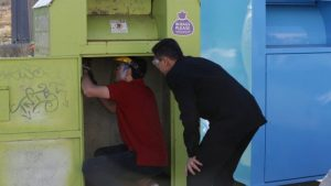 New, safe models of clothing donation bins heading back to the streets