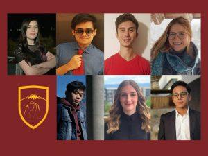 Meet the 2020/21 ENGSOC Executive Team