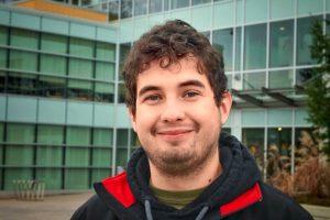 Student Profile – Enrique Calderon