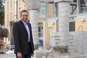 New UBCO research suggests recycled concrete could be a sustainable way to keep rubble out of landfills