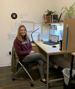 Inside first year, first term with Schulich Scholar Kailey Beckie