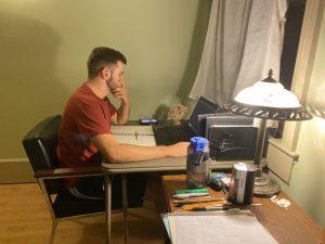 Undergraduate Student Profile – Aidan Mundle
