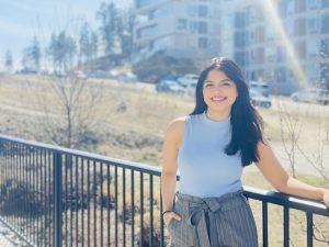 Undergraduate Student Profile – Megha Desai