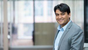 Professor Rehan Sadiq named Distinguished University Scholar