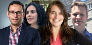 New faculty bring expertise in digital health, smart cities, and microbial ecosystems