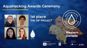 Student projects top the 2021 Western Canadian AquaHacking Challenge